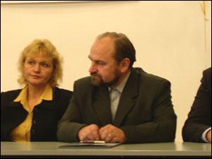 Европейская Коалиция «Свабодная Беларусь». Anatoly Fedorov. 01.11.2003