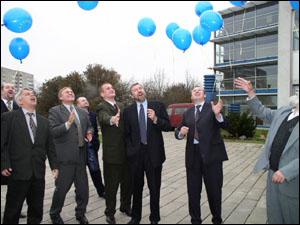 Фото на Levonevsky.org.Европейская Коалиция «Свабодная   Беларусь» Ноябрь 2003