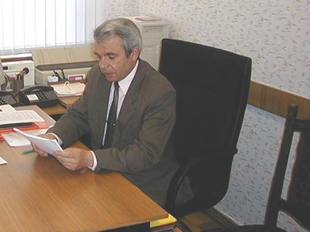 Секретарь Центральной комиссии (фото levonevsky.org)русь