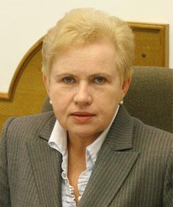 Председатель Центральной комиссии. Белоруссия
