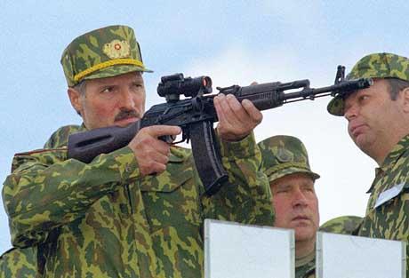 Белоруссия: 1994-2006. BBCRussian.com