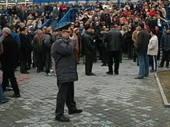 Гродно, протесты предпринимателей. Задержаны старшие сыновья Валерия Левоневского