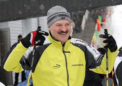 Лукашенко отдохнул в Австрии на уголовное дело