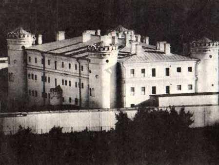 Prison republican hospital of Byelorussia. Minsk