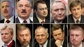Выступления кандидатов в президенты прошли в прямом эфире 22 октября - 3 декабря 2010 года